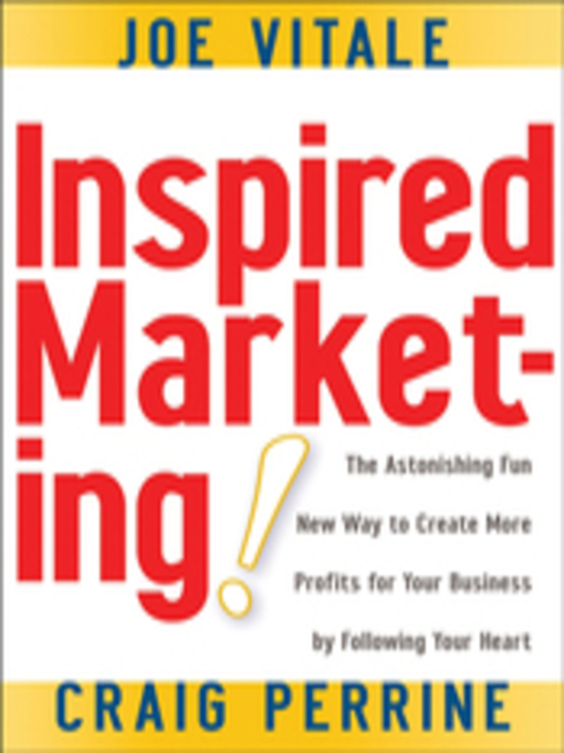 Cover of Inspired Marketing